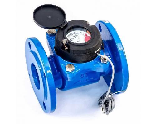 Счетчик воды ВСХНд 100 IP68 с импульсным выходом (100л/имп)