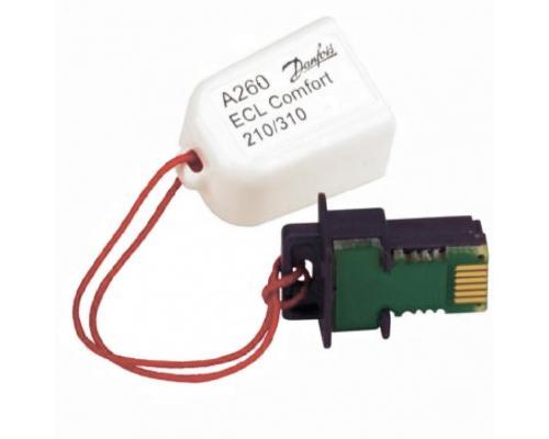 Ключ A266 для ECL Danfoss 087H3800
