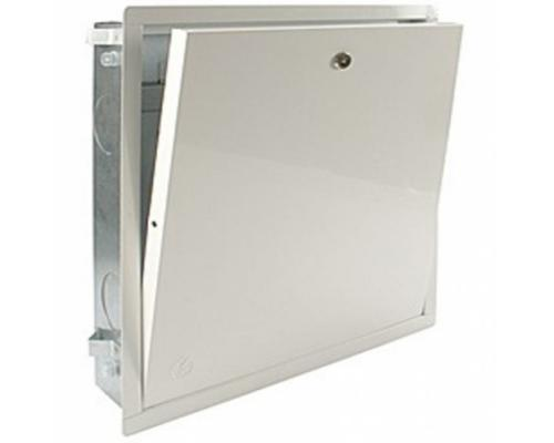 Шкаф коллекторный встроенный сталь R500 1000x460x110мм Giacomini R500Y104