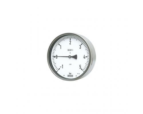 "Манометр гидрозаполненный 213.53.63 осевой Дк63мм 0-10 бар G1/4"" глицерин Wika"