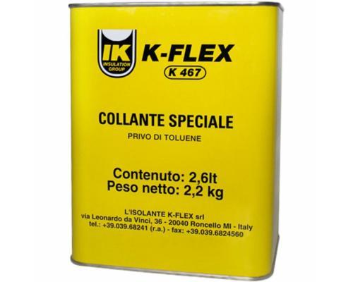 Клей зимний K467 банка 2,6л K-flex 850CL020045