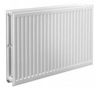 Радиатор стальной панельный C 20 600х1400 боковое гигиенический RAL 9016 Q (105/75/20C)=2332 Вт Heaton Smart