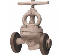 Клапан запорн сталь 15с52нж9 Ду 25 Ру63 фл Аркор