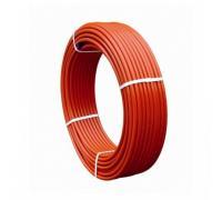 Труба PE-RT красный Дн16x2,0 Тмакс=95C бухта 160м VALFEX 10104116P