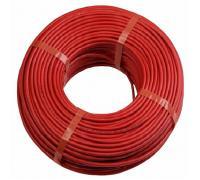Провод установочный красный 1х1,0 50м УПк Теплолюкс 210516000012