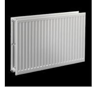 Радиатор стальной панельный C 20 500х600 боковое гигиенический RAL 9016 Q (105/75/20C)=866 Вт Heaton Smart