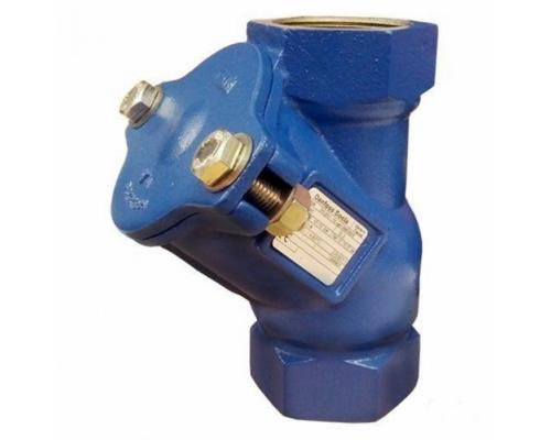 Клапан обратный чугун Socla 508 Ду 50 Ру16 ВР/ВР Danfoss 149B2525