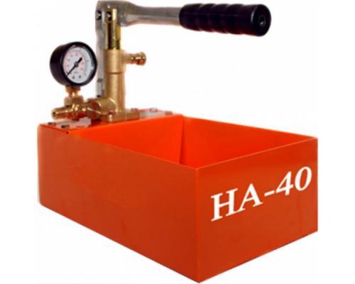 Насос ручной НА-40 для опрессовки