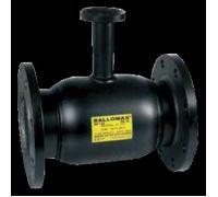 Кран шаровой стальной Ballomax КШТ 61.113 Ду 200 Ру25 фл полнопроходной под редуктор, электропривод BROEN КШТ 61.113.200