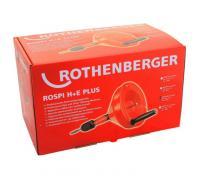 Устройство для прочистки труб Rospi8H+E L=7,5м с ручным приводом Rothenberger 72095