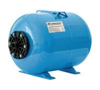 Гидроаккумулятор ГП(пластик фланец) 50л 8атм горизонтальный Джилекс 7053