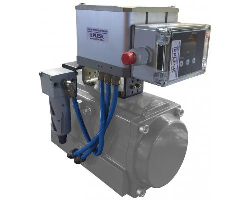 Блоки позиционера PLESK P9210 (1/4 оборотные приводы) P9210-01-AA1