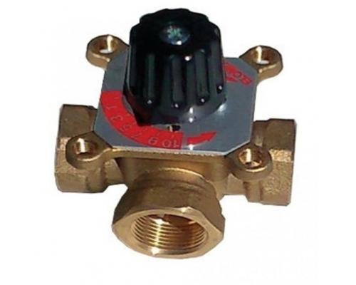 Клапан термостатический смесительный Ду 20 Ру10 3/ход ВР/ВР EM3-20-6 Huch EnTEC 85-00002