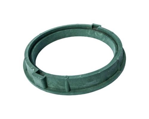 Люк полимер тип Л зелёный 730х60 15кН