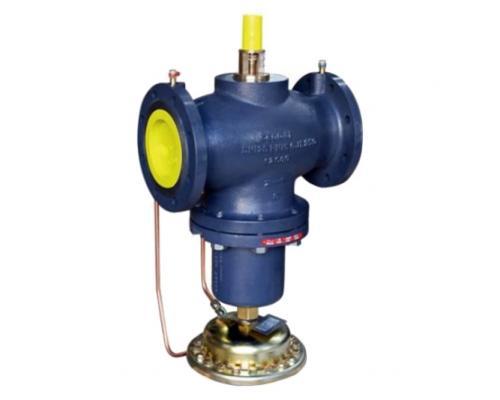 Клапан балансировочный AB-QM с изм/нип Ду 100 Ру16 авт фл Danfoss 003Z0775