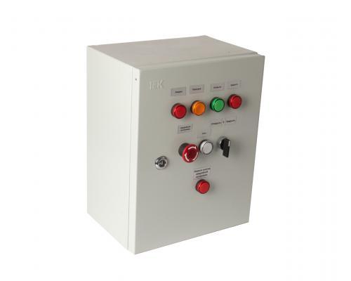 Шкаф управления задвижкой Rushwork, Genebre P9601-01