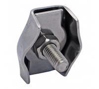Клемма для тросика сталь нерж
