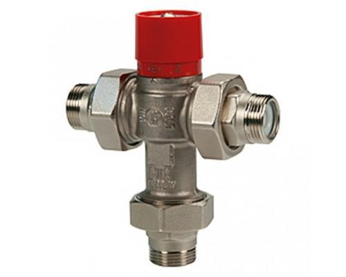 Клапан смесительн Ду 20 Ру16 3-хходовой НР/НР R156-1 Giacomini R156X024