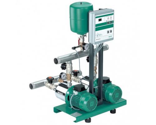 Установка повышения давления COE-2 MHI 1602/CE-EB-R Wilo 2789130 (2785882)