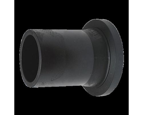 Втулка ПЭ100 SDR11 под фланец Дн 110 (D1 125мм) Ру16 удлин спигот