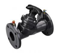 Клапан балансировочный MSV-F2 с изм/нип Ду 100 Ру25 ручной фл Danfoss 003Z1073