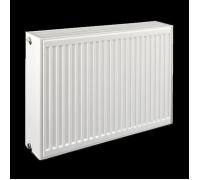 Радиатор стальной панельный C 33 300х1300 боковое RAL 9016 Q (105/75/20C)=2557 Вт Heaton Smart
