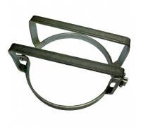 Хомут на заглушку страховочный сталь Skolan Дн 110 Ostendorf 839040