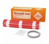 Комплект мата нагревательного Warmstad WSM-100-0,65 100Вт двухжильный Теплолюкс 43051452000001