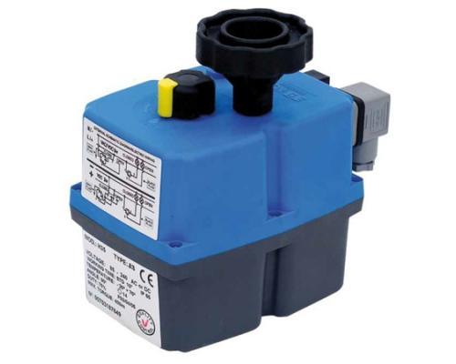 Привод электрический Genebre 5803 24V 5803L 47