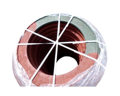Конус полимер переход для колодца d=1060мм h=140мм m=50кг