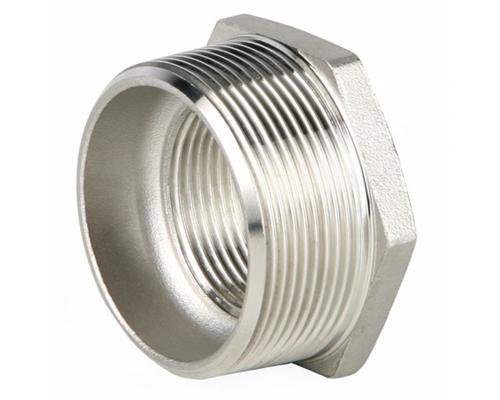 Футорка GENEBRE 0241 нерж. сталь, резьбовой, PN20 Ду 10 PN20 0241 03 02