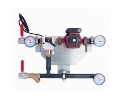 Узел регулирования Danfoss DSM-H/TM-20-4,7-2,5 для воздухонагревателей 004F5736