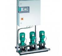 Установка повышения давления COR-3 MVI 7004/SKw-EB-R 22 кВт Wilo 2799884
