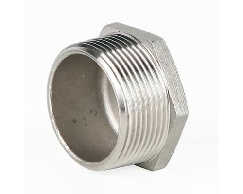 Заглушка GENEBRE 0290 нерж. сталь, резьбовой, Ру 20 Ду 10 Ру 20 0290 03