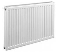 Радиатор стальной панельный C 21 400х2200 боковое RAL 9016 Q (105/75/20C)=3177 Вт Heaton Smart