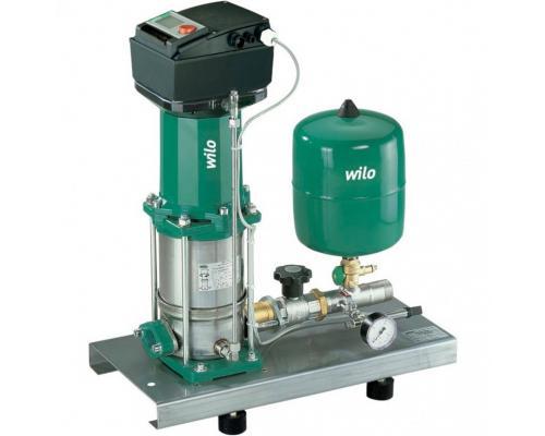 Установка повышения давления COR-1 MVISE 803-2G-GE-R 1,1 кВт Wilo 2789067 .