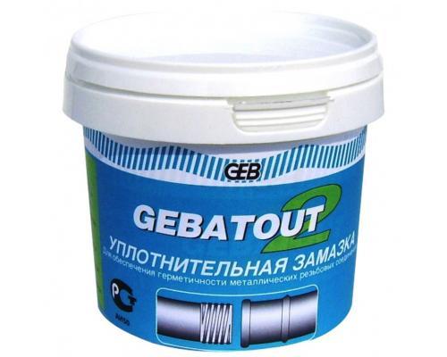 Мастика для пропитки льна 200 мл тюбик Gebatout