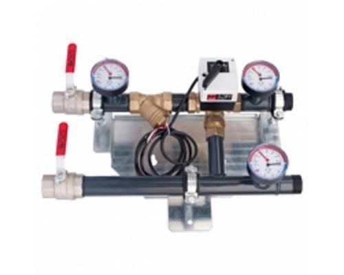Узел регулирования Danfoss DSM-C/TM-25-6,3 для воздухонагревателей 004F5820