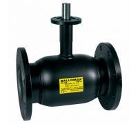 Кран шаровой стальной Ballomax КШТ 61.103 Ду 200 Ру16 фл под редуктор, электропривод BROEN КШТ 61.103.200