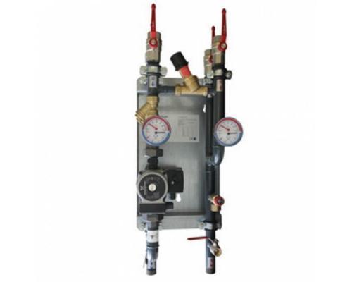 Узел насосный DSM-BPU с насосом 2xAlpha2L 25-60 Danfoss 004F4592