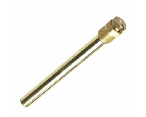 Гильза сталь нерж L=220 для датчика AVTB Danfoss 003N0192