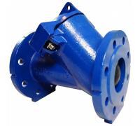 Клапан обратный чугун CBL3240 Ду 150 Ру 10 фл шаровой Tecofi
