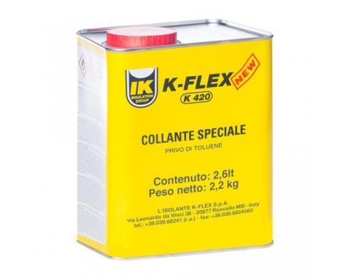 Клей K420 банка 1,0л K-flex 850CLK4201000