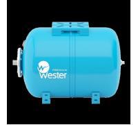 Гидроаккумулятор WAO 100л 10атм горизонтальный Wester 0-14-0995
