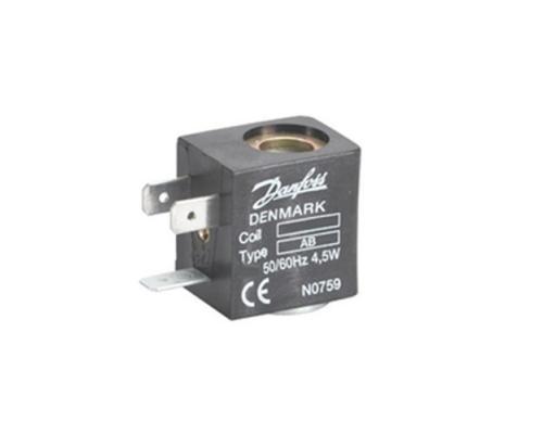 Катушка электромагнитная AB 230B 50/60 Гц 4,5 Вт пер. ток Danfoss (042N0800)