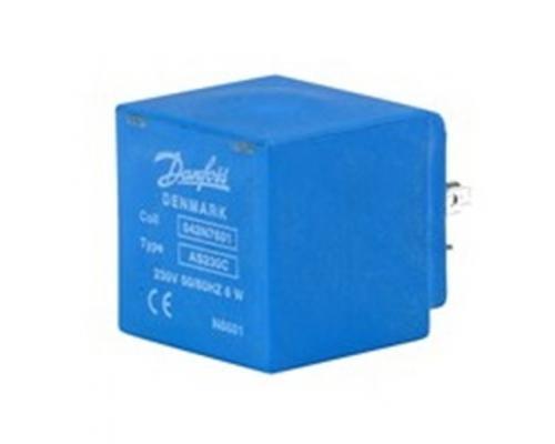 Запчасть для EV220W: Катушка электромагнитная AZ, напряжение питания 24 В пост.ток Danfoss (042N7617)