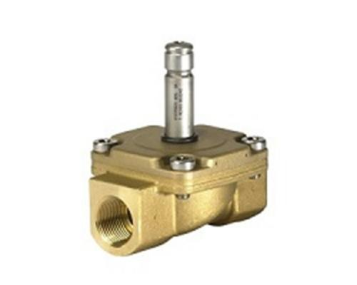Клапан соленоидный  EV 225B, ДУ 20 мм, латунь, G 3/4, PTFE, нормально закрытый Danfoss (032U3806)