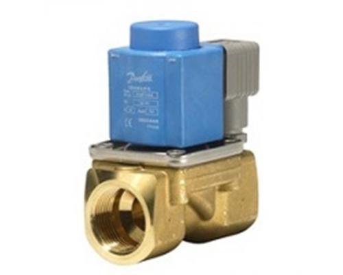 EV 220B Клапан соленоидный EV220B 22B G 1N NC000 BB024DS нормально закрытый с катушкой Danfoss (032U528702)