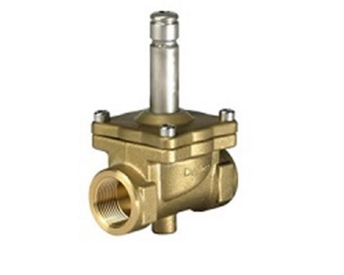 Клапан соленоидный 245B Ду 20  G 1/2 Kvs-4,5 м3/ч, нормально закрытый Danfoss (032U3833)