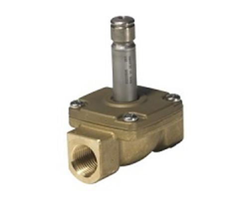 Клапан соленоидный  EV 225B, ДУ 10 мм, латунь, G 1/2, PTFE, нормально закрытый Danfoss (032U3804)